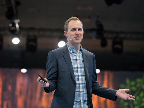 Bret Taylor explains how he worked his way up to COO of Salesforce, only a few years after selling his startup to the company for $750 million