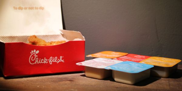 Chick-fil-A is rationing sauce packets, and brand loyalists are more upset about it than they are about the gas shortage