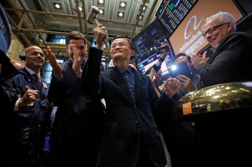 Another Jack Ma company could break the world's IPO record. But this time, the U.S. is missing out