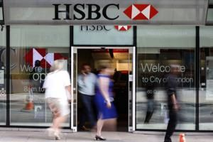 HSBC says net profit plunged 96% as pandemic took hold