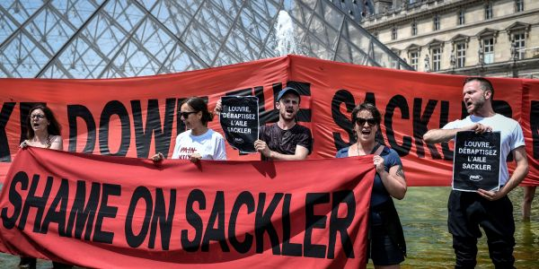 New York authorities discovered $1 billion in wire transfers by the Sackler family as authorities suspect they are hiding wealth from lawsuits