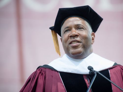 Meet Robert F. Smith, the billionaire tech investor who just pledged to pay off the student loans of a college's entire graduating class