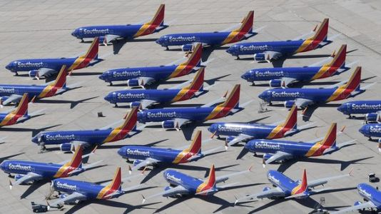 Boeing Hits Pause On Forecasts As 737 Max Groundings Continue