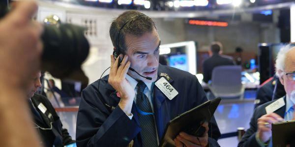US stocks rebound after worst day of 2021 as economic growth concerns ease