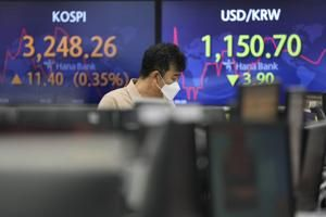 Stocks rise following solid economic, earnings reports