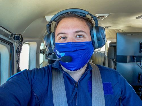 I flew on a self-flying plane where pilots sat back as the aircraft taxied, took off, and landed on its own and I'm convinced it's the future of aviation