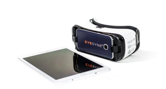 SyncThink's eye-tracking helps monitor brain health and concussion risk