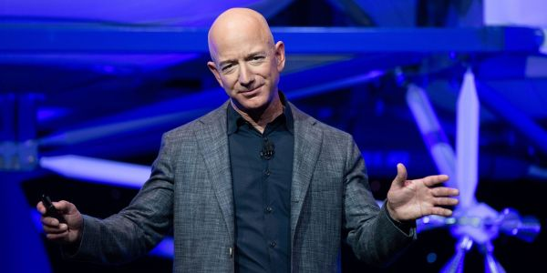 Jeff Bezos cashes out $3.1 billion in Amazon stock - more than his total share sales in all of 2019
