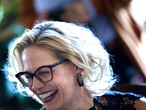 Sen. Kyrsten Sinema's side hustle: earning cash as a California winery intern