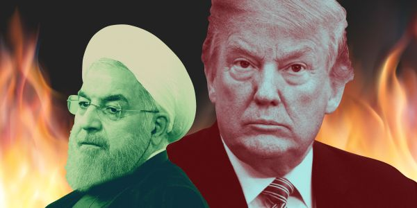Iran's refusal to negotiate under new sanctions could push Trump closer to his hawkish advisors, and nudge the US towards full-on war