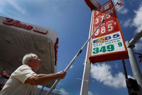 A gallon of gas for 95 cents? It's here - and it will soon be even cheaper