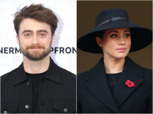 'Harry Potter' star Daniel Radcliffe says he feels 'really terrible' for Meghan Markle because of the scrutiny she faces