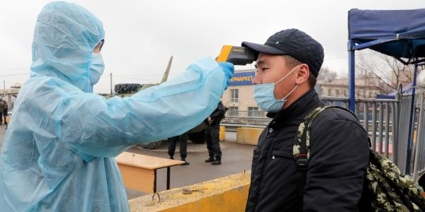 Kazakhstan accused China of fabricating reports of an outbreak of pneumonia more deadly than COVID-19