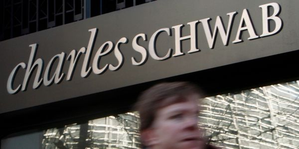 Charles Schwab saw trading accounts surge 31% in one month after slashing commission fees