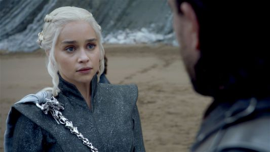 Emilia Clarke says Daenerys isn't fazed by Jon Snow being related to her because incest is 'so normal' for her character