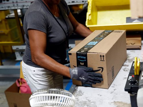 Amazon says its private labels are only 1% of its business, but new data shows some are seeing huge growth