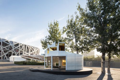 BMW designed these tiny luxury cabins for city life - take a look inside