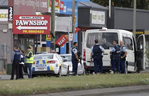New Zealand announces ban on military style semi-automatic and assault rifles less than a week after Christchurch massacre