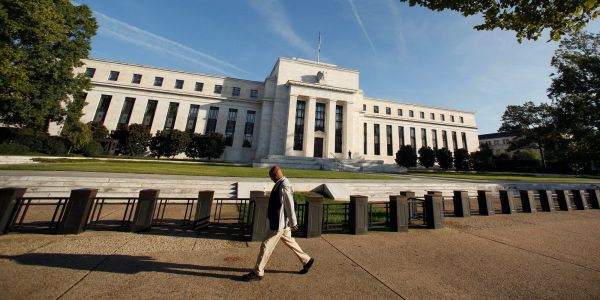 The Federal Reserve hints it may hike rates twice in 2023 as inflation hits decade-plus highs