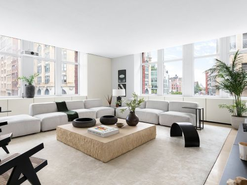 Kim Kardashian and Kanye West's former Soho apartment just hit the market for $4.7 million. Take a look inside