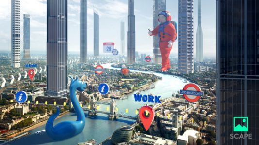 The augmented city: how technologists are transforming the Earth into theater