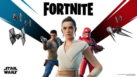 New footage from 'Star Wars: The Rise of Skywalker' will premiere live in 'Fortnite' on Saturday - Here's how to watch