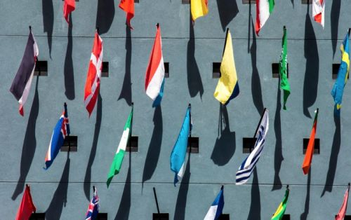 Chapter Three - The Flags - By David Lund