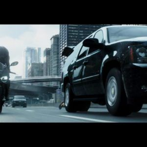Chevrolet Suburban - First Vehicle to Get Its Own Hollywood Star
