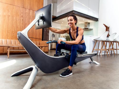 Investors and fitness companies like Peloton have their sights on the latest at-home workout craze - indoor rowing machines