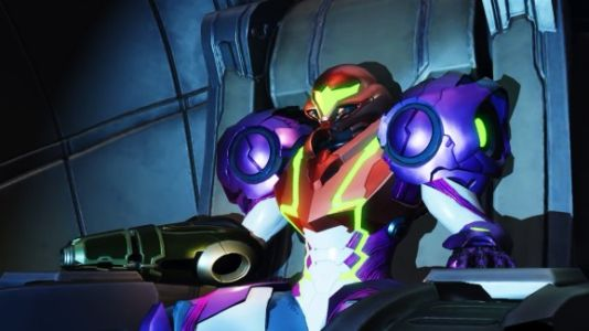 Samus Aran chooses not to speak in Metroid Dread, and that makes all the difference