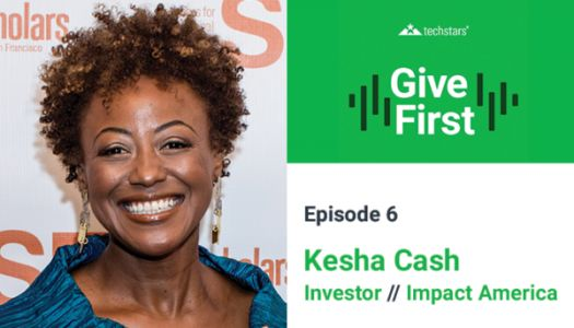 Kesha Cash on impact investing-and how mentorship got her there