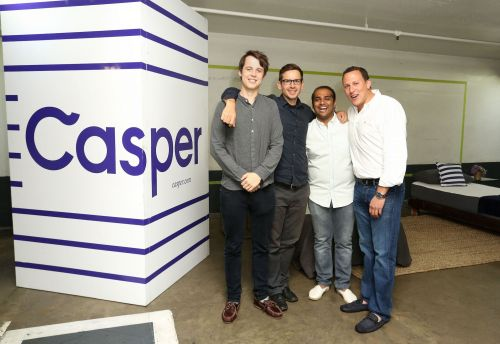 Buzzy mattress maker Casper is pitching itself as a tech company, just like WeWork did. Here why business experts are dubious
