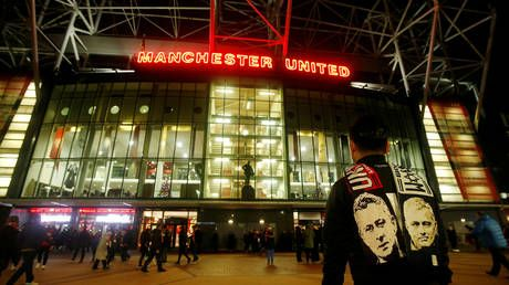 Manchester United strikes deal with Alibaba to boost football club's engagement with its Chinese fan base