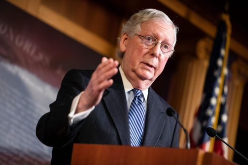 McConnell blasts ProPublica tax leak, says whoever is responsible should be 'hunted down and thrown into jail'