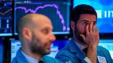 Stock Market Plunge Delivers Worst Week For Wall Street Since 2008