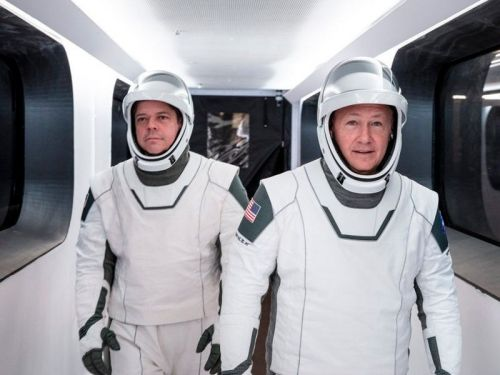 Elon Musk said he spent 3 to 4 years working on SpaceX's new spacesuits, and hopes the design gets kids 'fired up' about astronauts