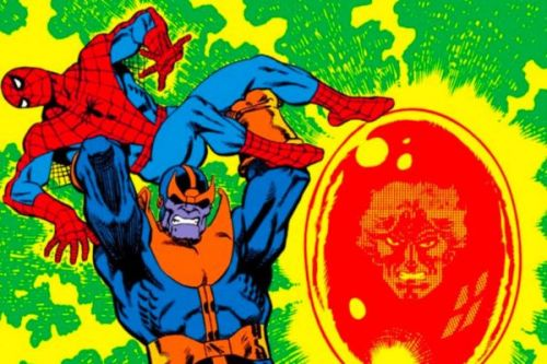 Thanos: A Brief History of Marvel's Mad Titan