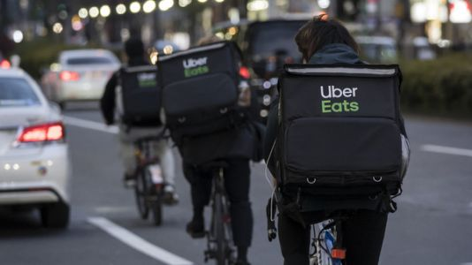Uber Gobbles Up Postmates In $2.65 Billion Bet On Food Delivery