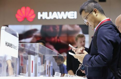 The semiconductor sector plummets on news of government restrictions concerning Huawei