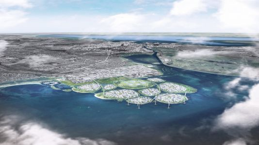 Copenhagen wants to build 9 artificial islands to house 'the European Silicon Valley.' Take a look at the plan