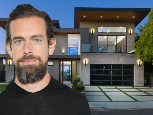 Twitter CEO Jack Dorsey listed his Hollywood Hills home for $4.5 million barely a year after buying it - here's a look inside the mansion