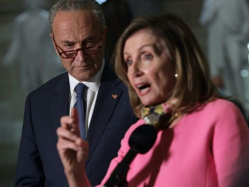 Leaked internal Democratic memos show Chuck Schumer and Nancy Pelosi messaging plans after RBG's death