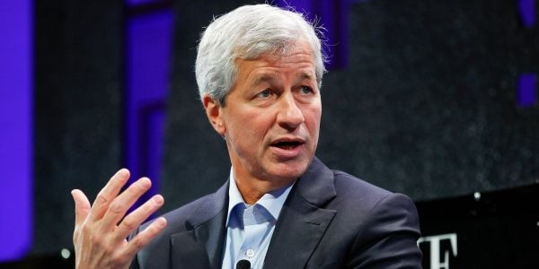'The inner city schools are not failing because of banks, okay?' - JPMorgan CEO Jamie Dimon defended Wall Street against claims it's fueling inequality