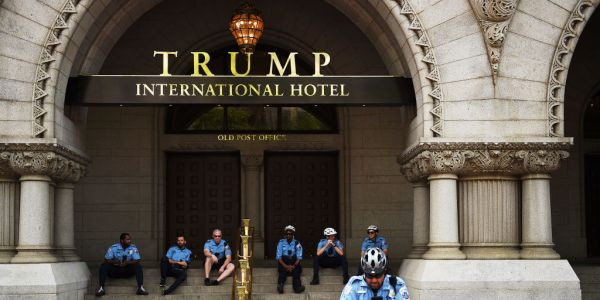 The Trump Organization laid off 1,500 people after it closed over a dozen properties due to the novel coronavirus pandemic