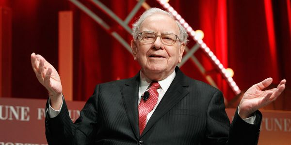 Warren Buffett discussed Apple, bitcoin, coronavirus, and Bernie Sanders in an interview this week. Here are his 18 best quotes