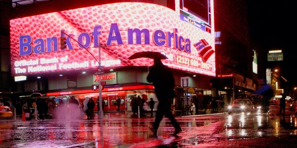 BANK OF AMERICA: These 5 trends emerged from companies' first-quarter earnings reports