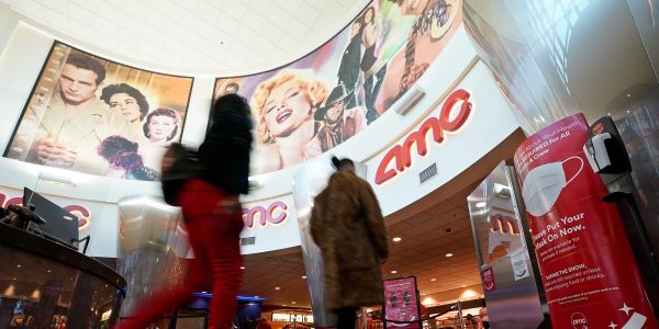 AMC stock drops 17% as Reddit favorite plans to sell nearly 12 million shares