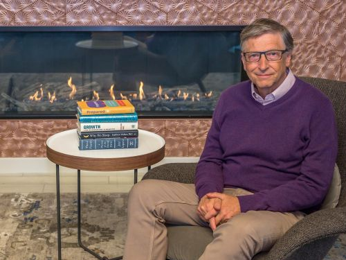 Bill Gates says a new book has nudged him to sleep for at least 7 hours a night. He used to run on 'caffeine and adrenaline.'
