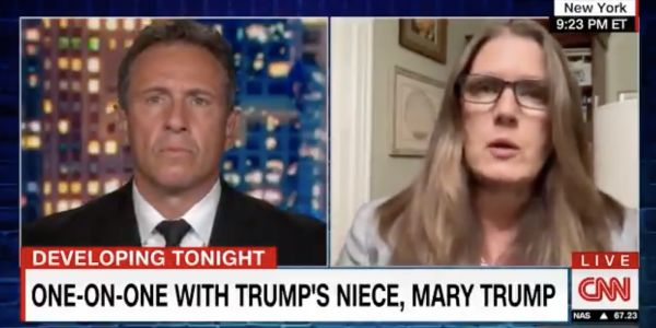 Mary Trump says her uncle Donald would 'never' sacrifice himself for his kids if prosecutors went after them