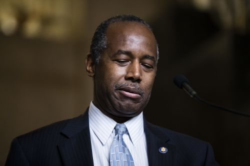 Ben Carson doubled down on his criticism of transgender women, who he called 'big, hairy men,' entering women's shelters